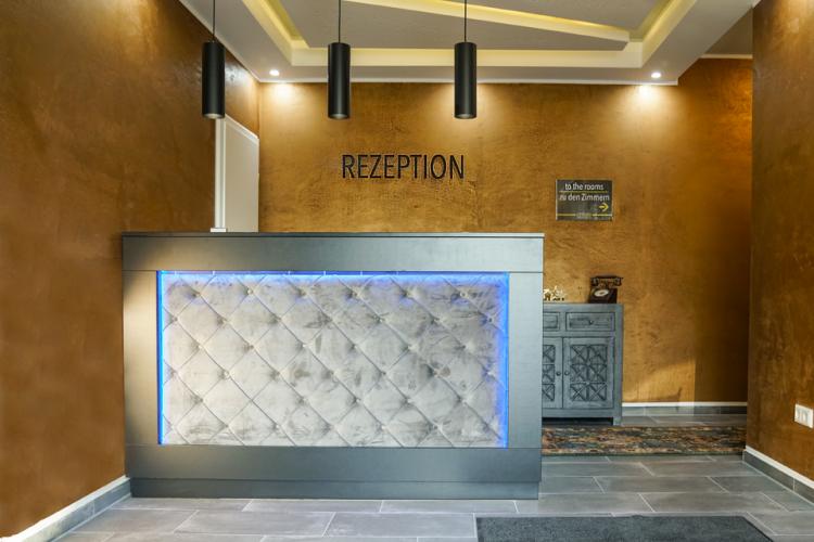 Rezeption Boardinghouse City Home Bielefeld Apartments Wohnen auf Zeit