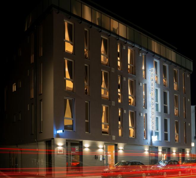 Boardinghouse City Home Bielefeld Apartments Wohnen auf Zeit